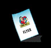 Flyer (Kleinauflage)