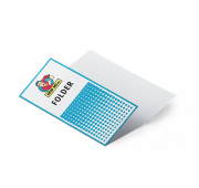 Folder (Großauflage)