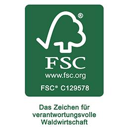 FSC Zertifikat Logo